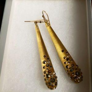 Alexis Bittar hanging earrings
